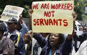 Письма из Африки. Чувства протеста