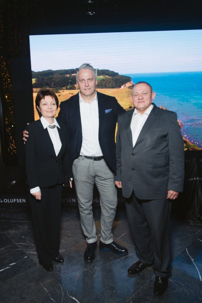Bang&Olufsen открывает свои двери в Казахстане