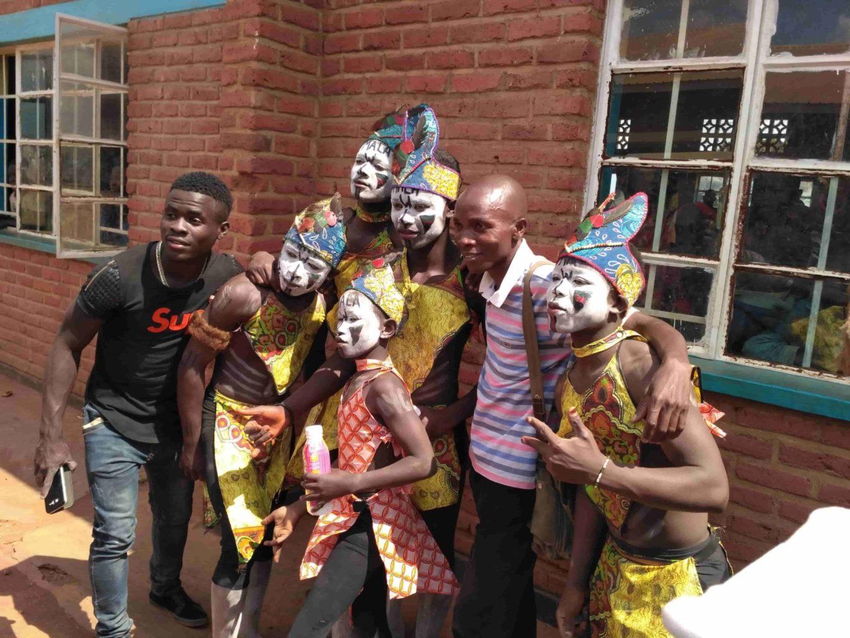 Письма из Африки. Дзалейка