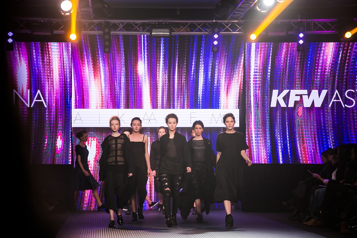 Kazakhstan Fashion Week Astana SS 2018