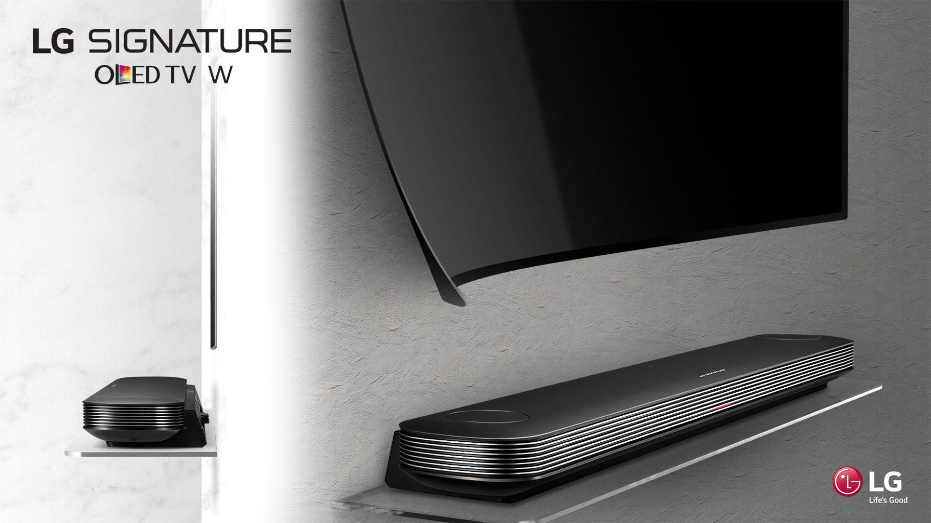 LG OLED TV – больше, чем просто кино