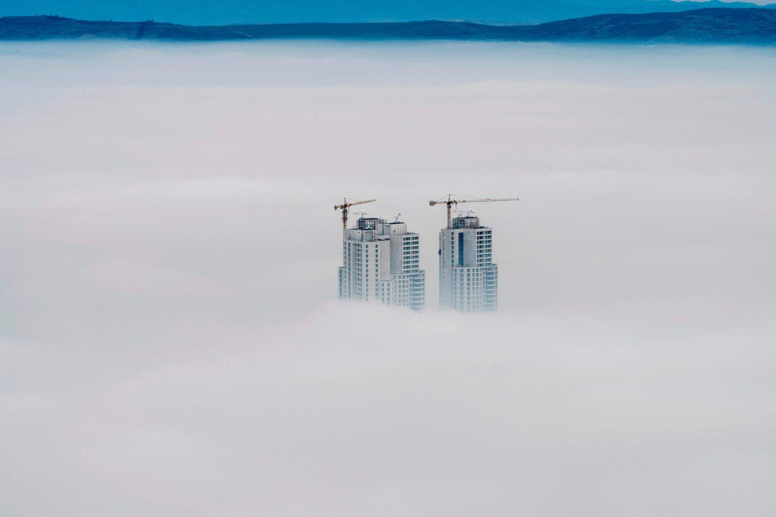 Витать в облаках