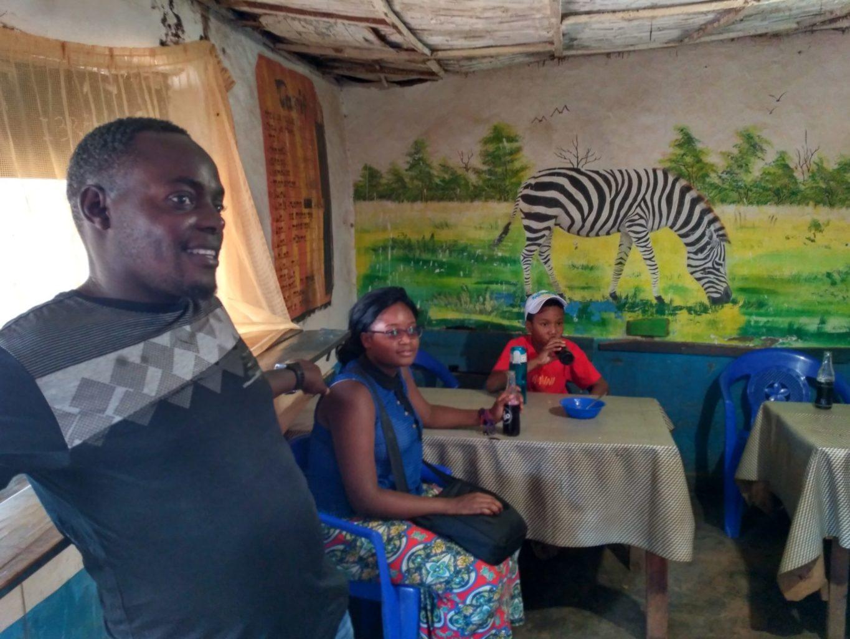 Письма из Африки. Рука помощи