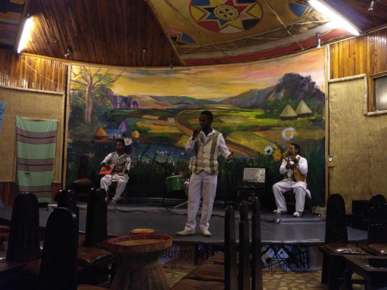 Письма из Африки. Аддис-Абеба