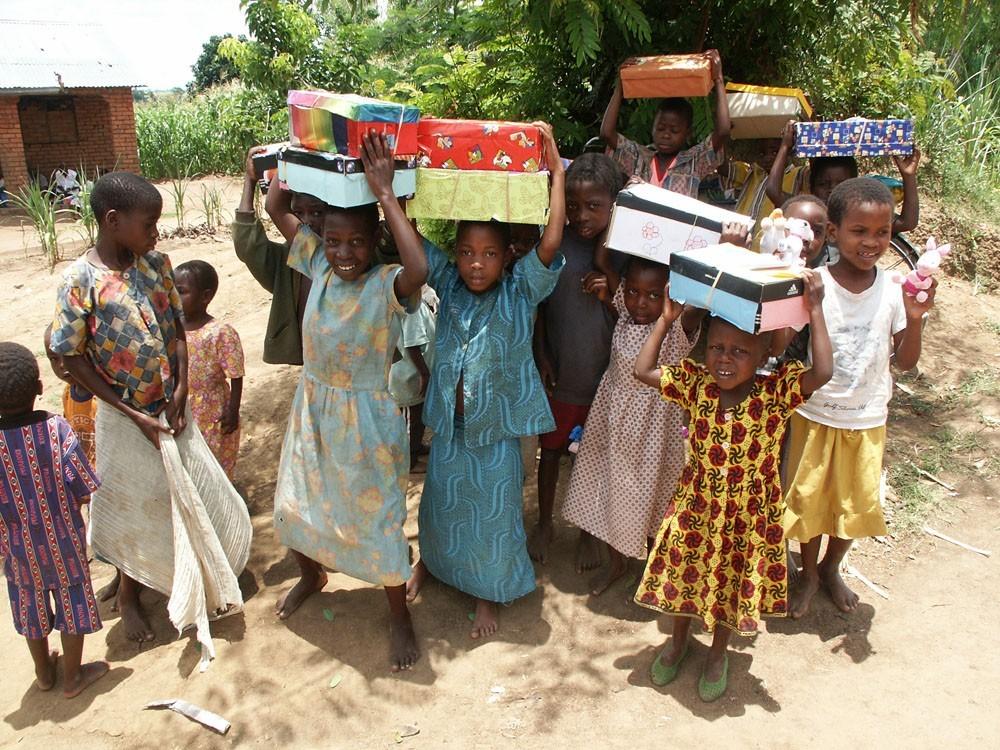 Письма из Африки. Рождество