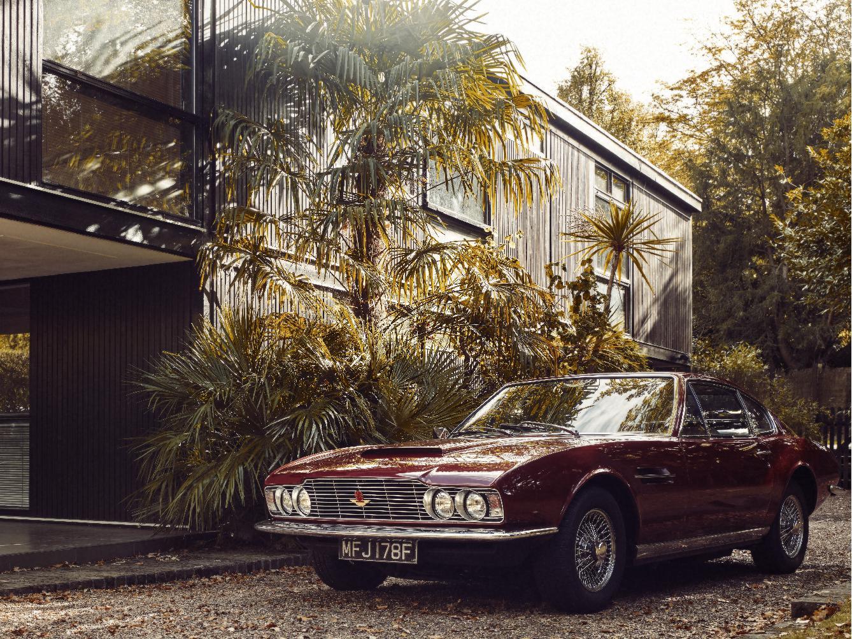 Aston Martin - дерзкий бондовоз