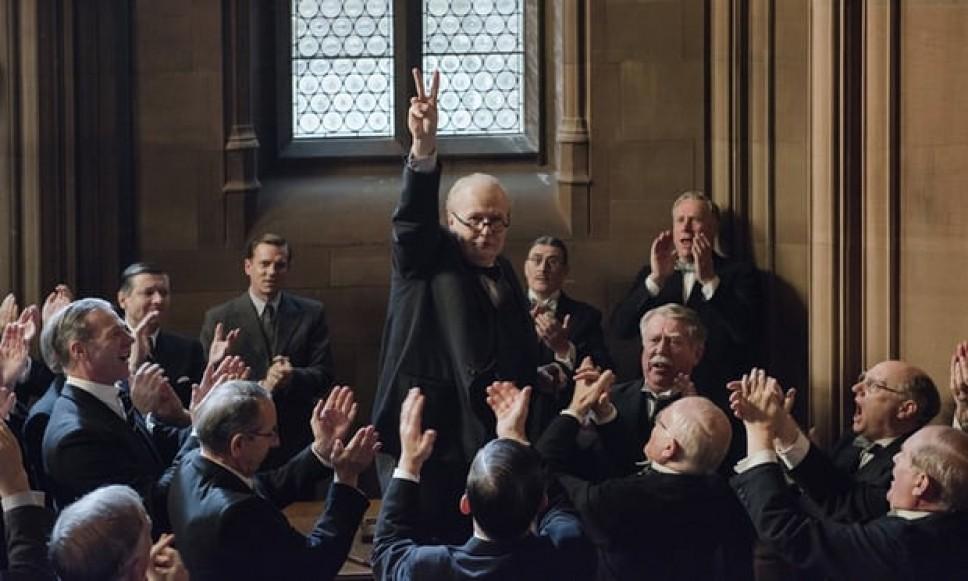 «Тёмные времена» обещают Гэри Олдману давно заслуженный Оскар