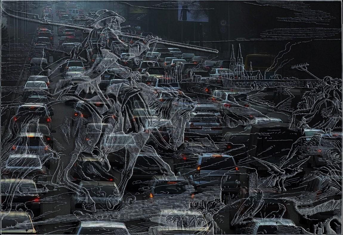 Алматы, берегись автомобиля!