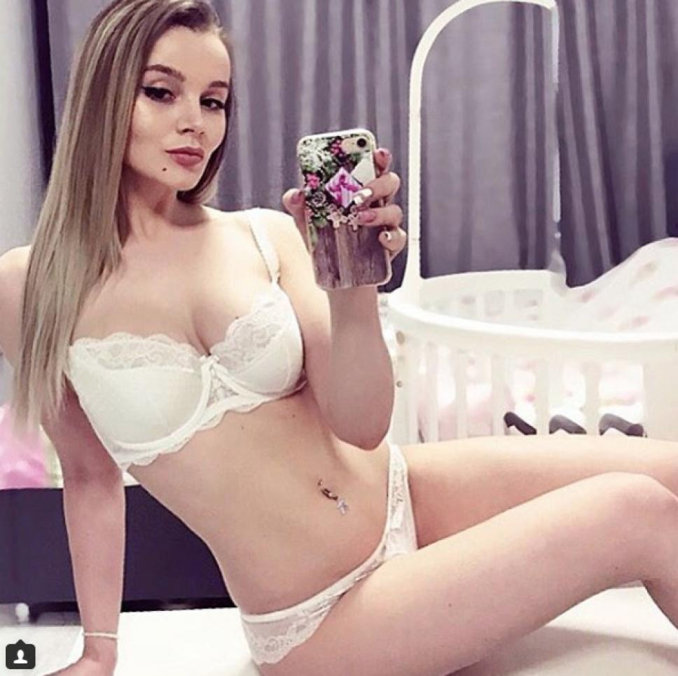 Девушка Instagram: Дарья Александрова