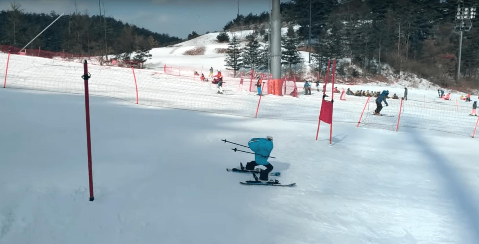 У роботов прошла своя Зимняя Олимпиада в Пхенчхане