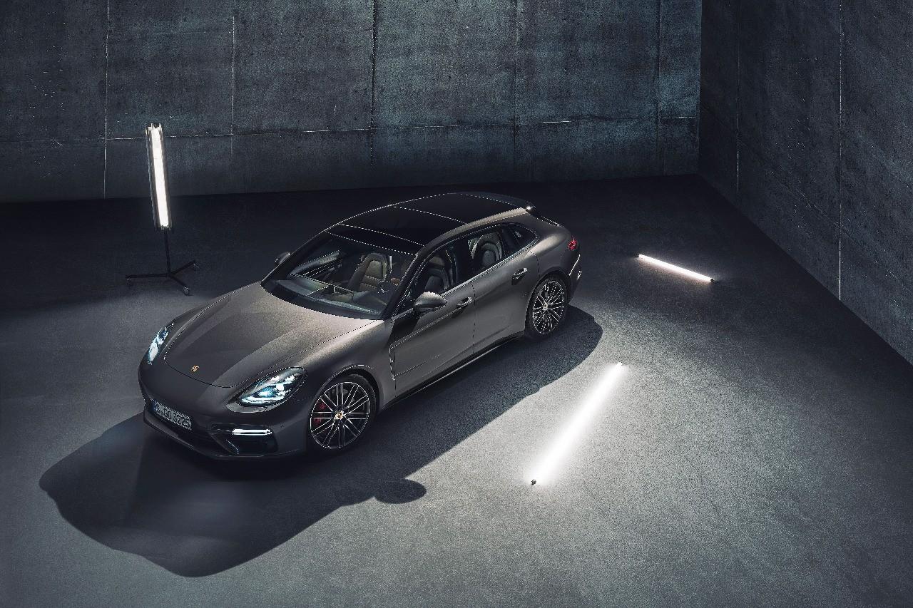 Автомобиль месяца: Porsche Panamera