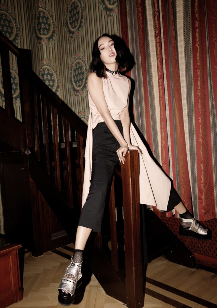 Корлан Мади: модель, актриса, бизнес-леди