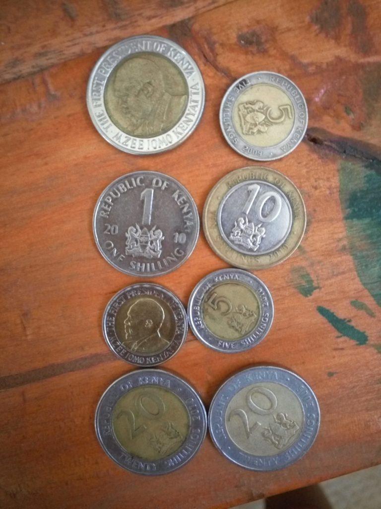 Письма из Африки. Чужих денег не бывает