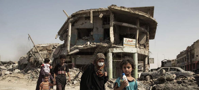 ООН представила план восстановления Ирака