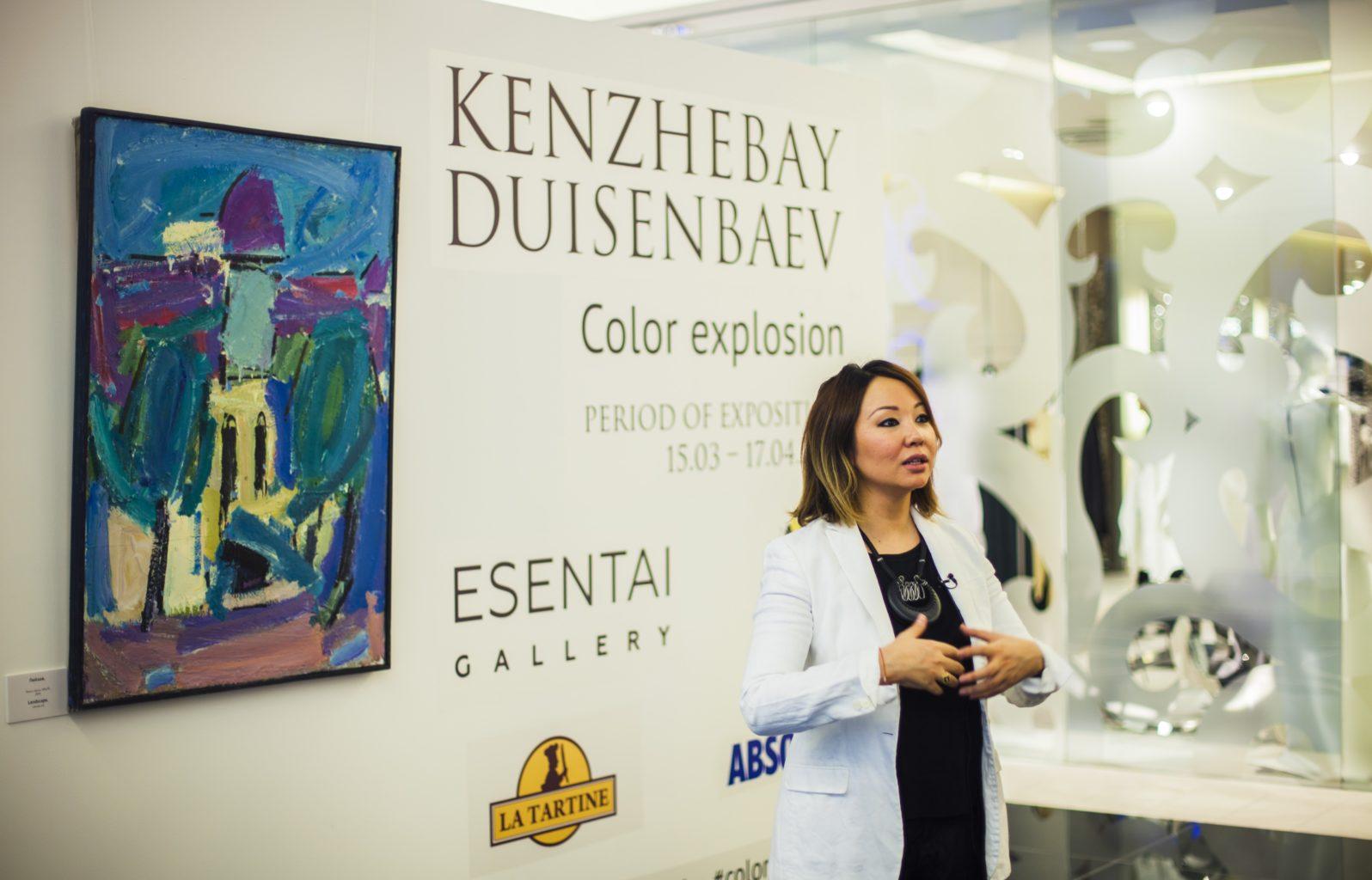 Esentai Gallery возобновляет работу под новым руководством
