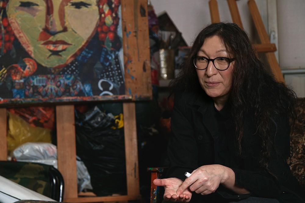 Сауле Сулейменова интервью Esquire Гульнара Бажкенова
