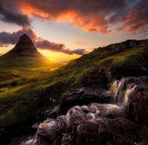 Киркьюфетль Исландия