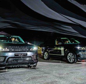 Range Rover Алматы