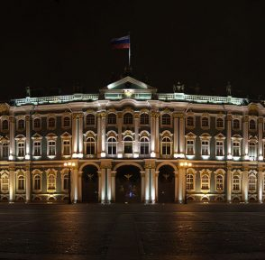 Эрмитаж музей Россия Санкт-Петербург