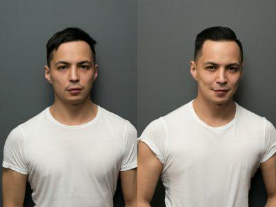 Chop-Chop барбершоп Чоп-Чоп Алматы мужская парикмахерская Чингиз Капин