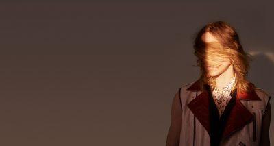 мода одежда волосы ветер Givenchy