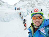 Максут Жумабаев Эверест Казахстан