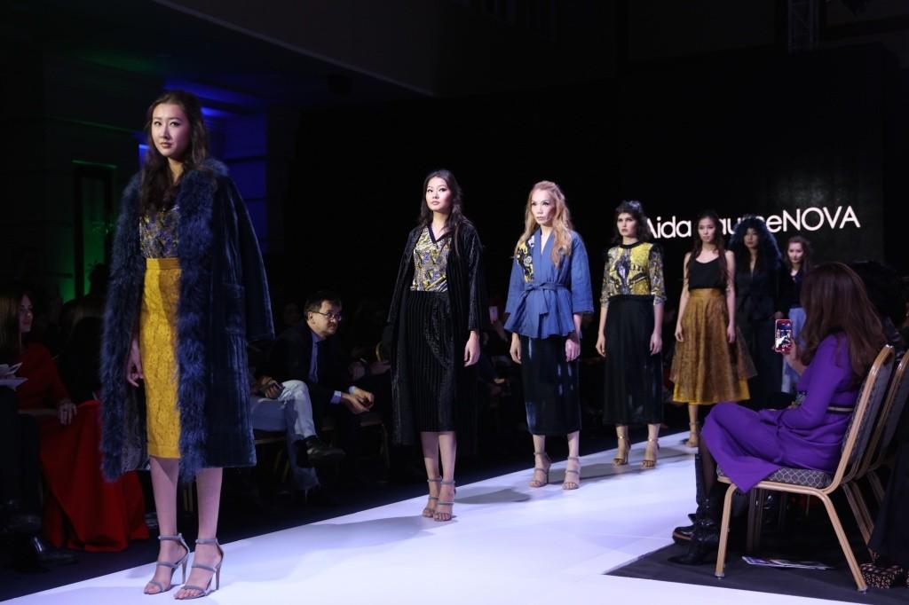 Kazakhstan Fashion Week KFW Astana