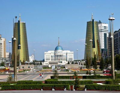 столица Астана Казахстан