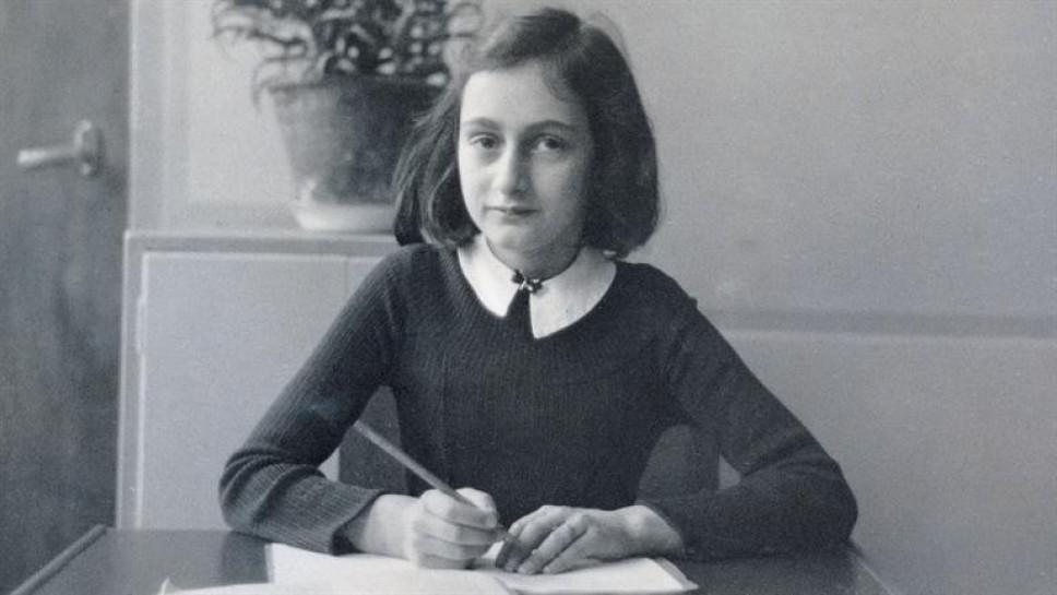 Анна Франк холокост дневники Вторая мировая война