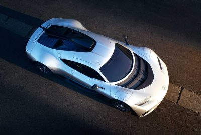 Mercedes-AMG Project One Mercedes