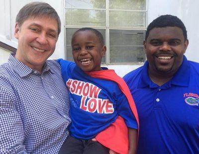 Остин Перин США благотворительность Бирменгем Алабама