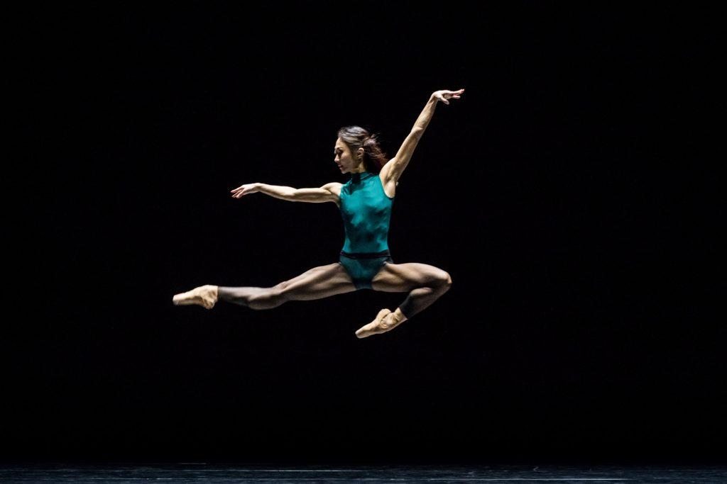 Татьяна Тен Astana Ballet балет балерина