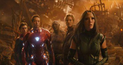 Мстители Война Бесконечности Тони Старк Стражи Галактики Marvel Капитан Америка