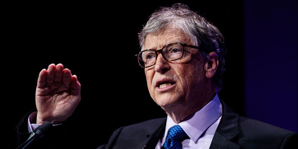 Билл Гейтс Microsoft благотворительность
