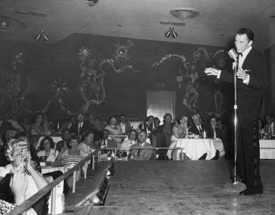 Лас-Вегас 1950 Фрэнк Синатра Одри Хэпберн Элизабет Тейлор Элвис Пресли Лорен Бэколл Дин Мартин