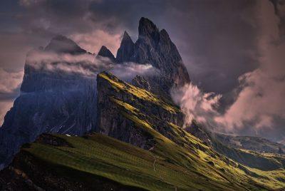 Италия Доломитовые Альпы Восточные Альпы горы Альпы