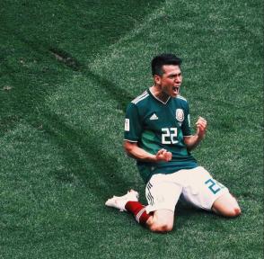 Ломано Мексика Мехико футбол ЧМ-2018