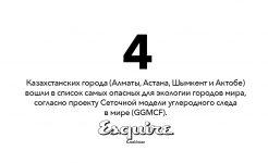 Казахстан Алматы Астана Шымкент Актобе экология