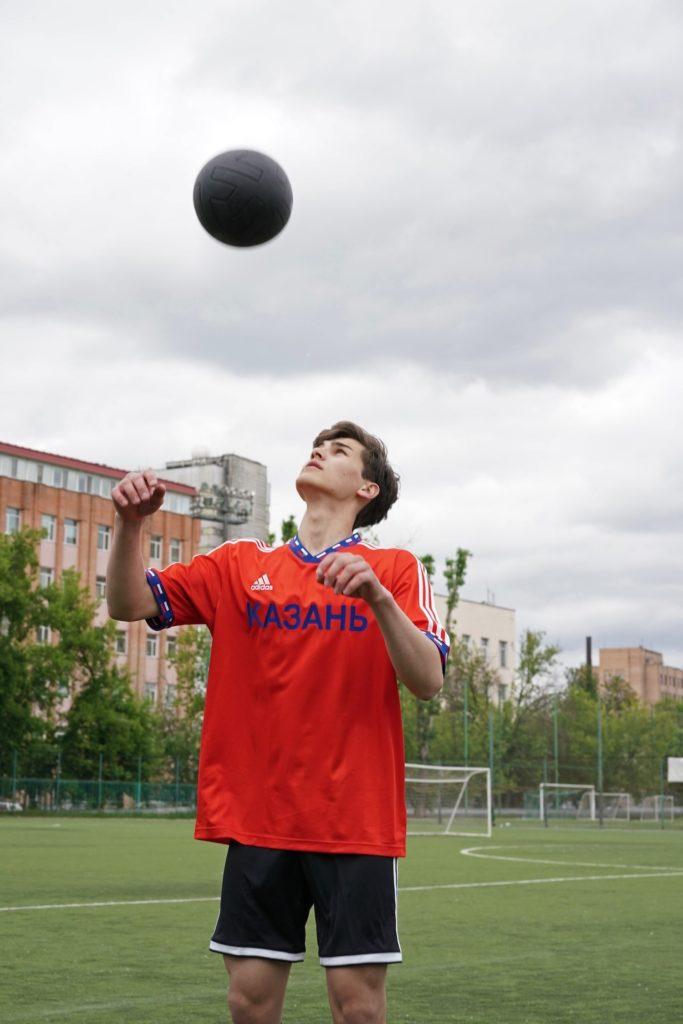 Гоша Рубчинский ЧМ-2018 футбол Россия adidas мода