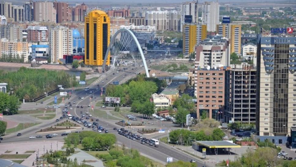 Астана Байконур микрорайон инновации Казахстан столица
