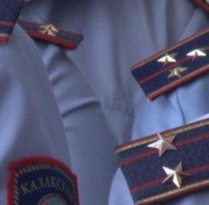полиция Казахстан правосудие Актау