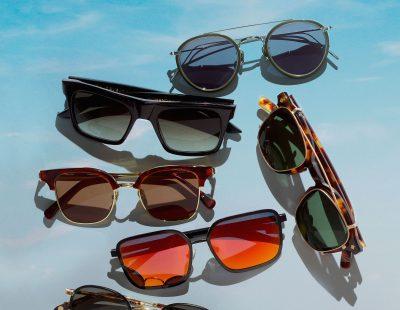 очки лето мода Esquire