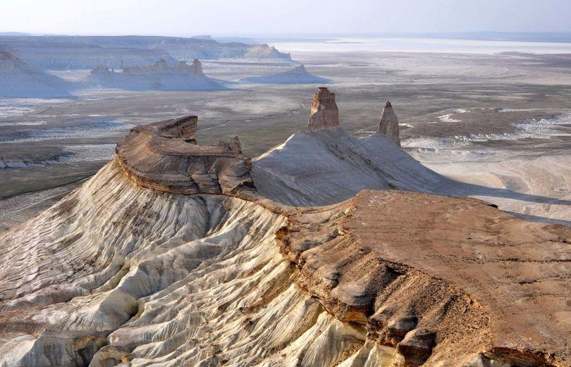 Отдых в Казахстане: с запада на восток