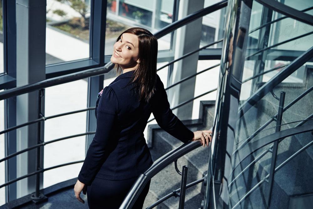 Алина Аникина Альфа-Банк Казахстан председатель правления женщина