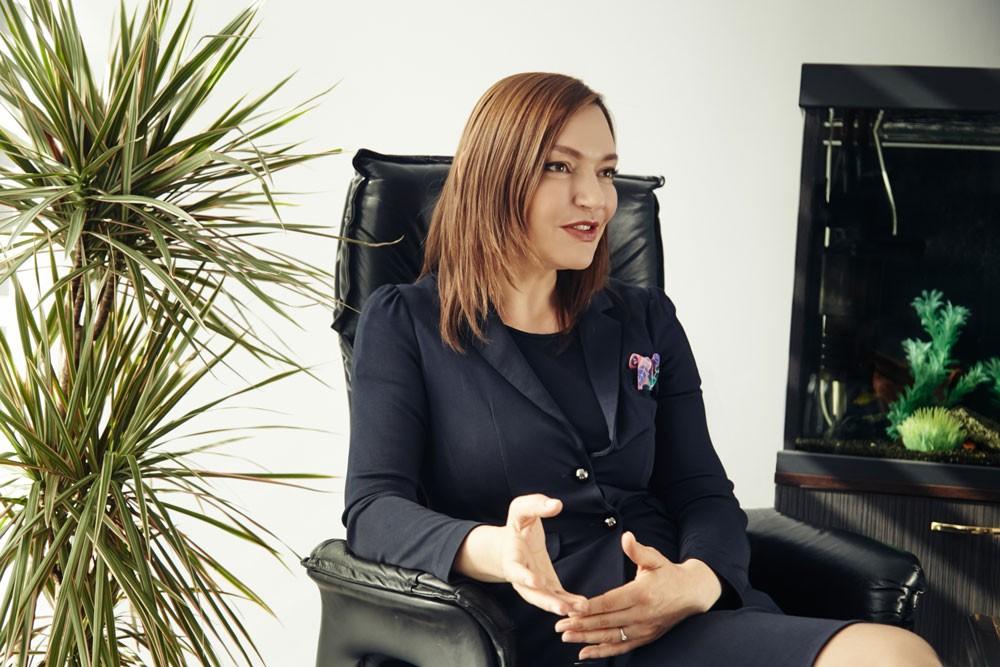Алина Аникина Альфа-Банк Казахстан председатель правления