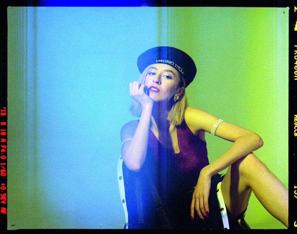 Райхана Мухлис музыка Казахстан альбом X-Ray R&B