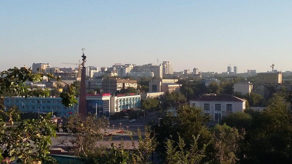 Шымкент Казахстан мегаполис агломерация ЮКО Назарбаев