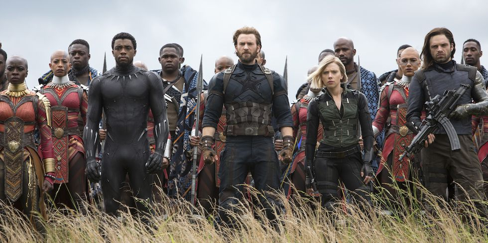 Marvel Avengers Мстители Война бесконечности Железный Человек