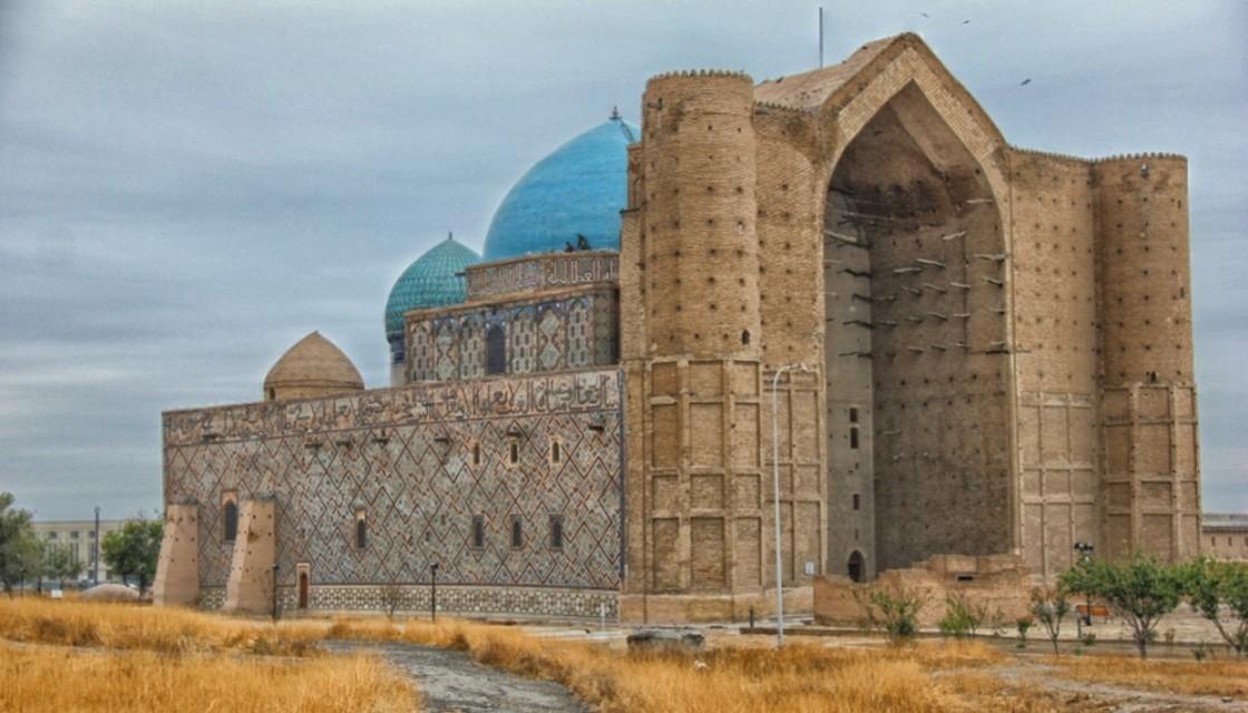 отдых казахстан туркестан