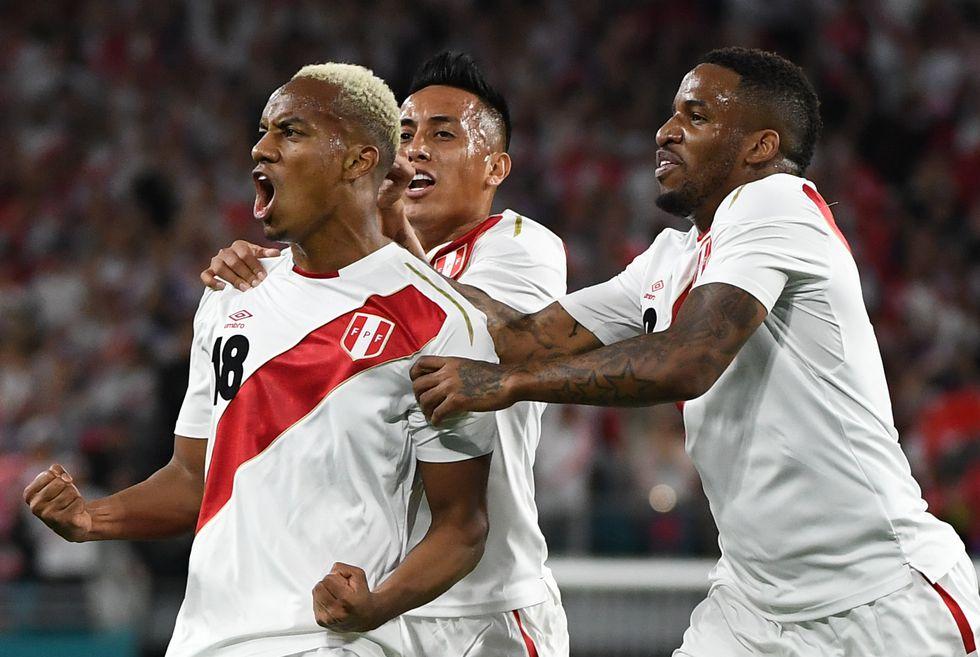 ЧМ-2018 футбол Россия Чемпионат мира 2018 Перу